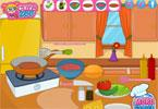 cutezee Cooking Academy hamburger