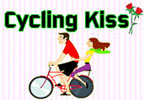 Cycling Kiss