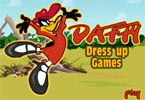Daffy Duck Dress Up Game