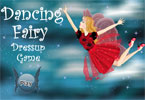 Dancing Fairy Dress Up Game