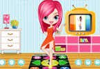 Dancing Girl Dressup 1