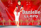 Danielle Lloyd Dress up Game