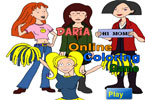 Daria Online Coloring Game - Coloring Pages | 123peppy