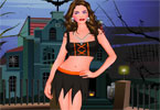 Dark Night Fashion Dressup