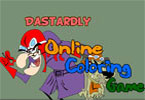 Dastardly Online Coloring Game