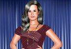 Demi Lovato Celebrity Dressup