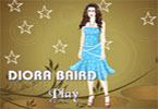 Diora Baird Dress Up Game
