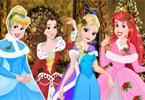 Disney Princess Wigilia