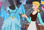 conception de robe de princesse Disney