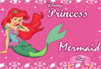 Disney Princesse Mermaid