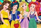 disney princesse look moderne
