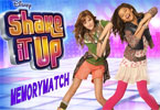 Disney Shake It Up - Memory Match