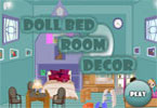Doll Bed Room Decor