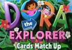 Dora - Cards Match Up
