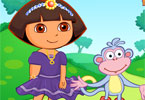 Dora Dressup