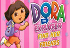 Dora encontrar a sus amigos