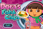 Dora Fish and Chips
