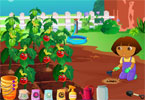 dora in der Farm