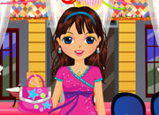 Party Dress Up dora