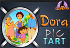 dora - pic tarta