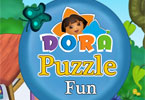 Dora Puzzle Fun