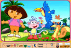 Dora the Explorer - Hidden Objects