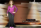 Drew Barrymore Dress up Game