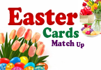 cartes de easter igualar-se