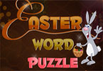 Ostern Wort-Puzzle