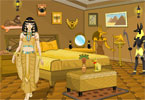 Egyptian Princess Bedroom