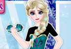 Elsa Gym Workout