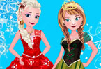 elsa mit anna Stylings