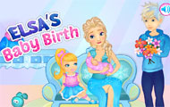 Elsas Baby Birth