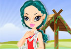 Fabulous Girl Dressup