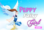 Peppy Fairy Girl