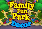 Family Fun Park decor