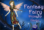 Fantasy Fairy Dress Up Game