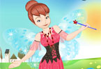 Fantasy Tinkerbell Dress Up