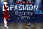 Fashion Girl Dress Up Game