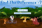 Find The Difference 7