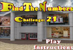 Find the Numbers - 21