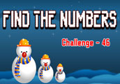 Find the Numbers - 46