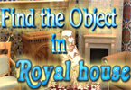 Find the Object in Royal House