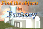 Find the Objects in Factory - 1