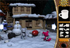 Find the Objects in Snow Land