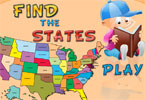 Find the States USA