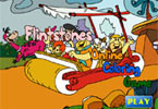 Jeux en ligne de coloration de Flintstones