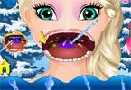 Frozen Elsa Throat Care