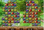 Puzzle de fruit match