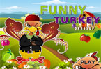 Funny Turkey Dressup